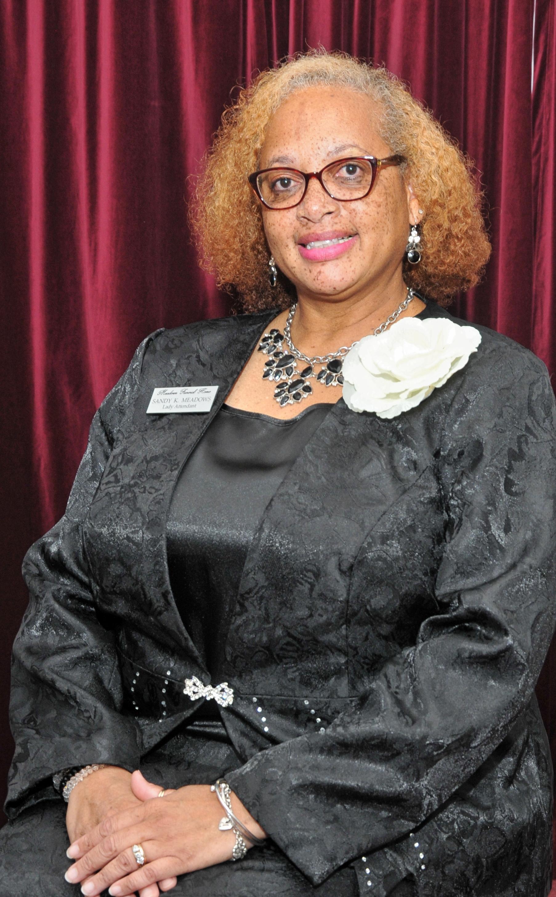 Mrs. Sandra K. Meadows