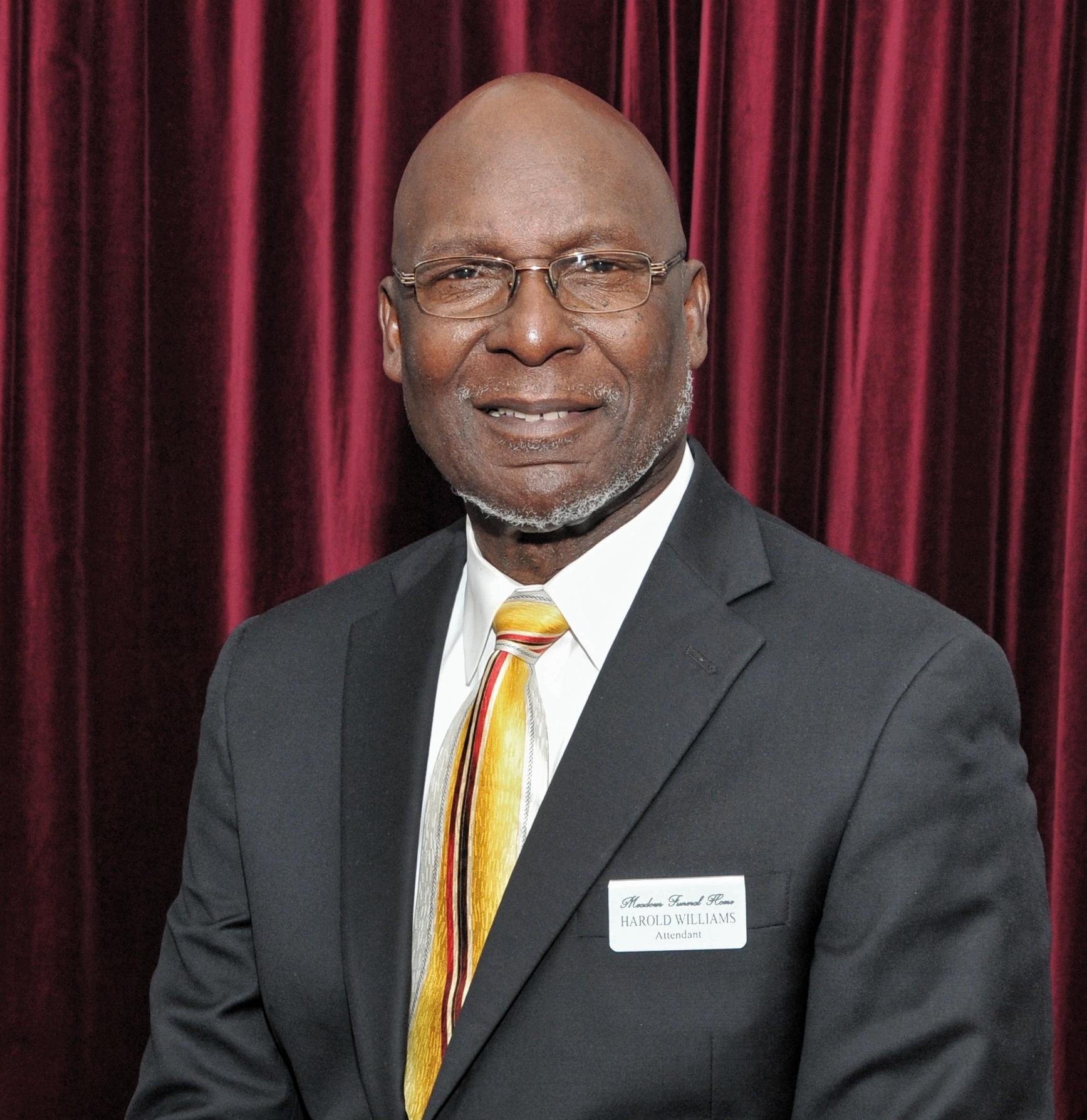 Mr. Harold Williams