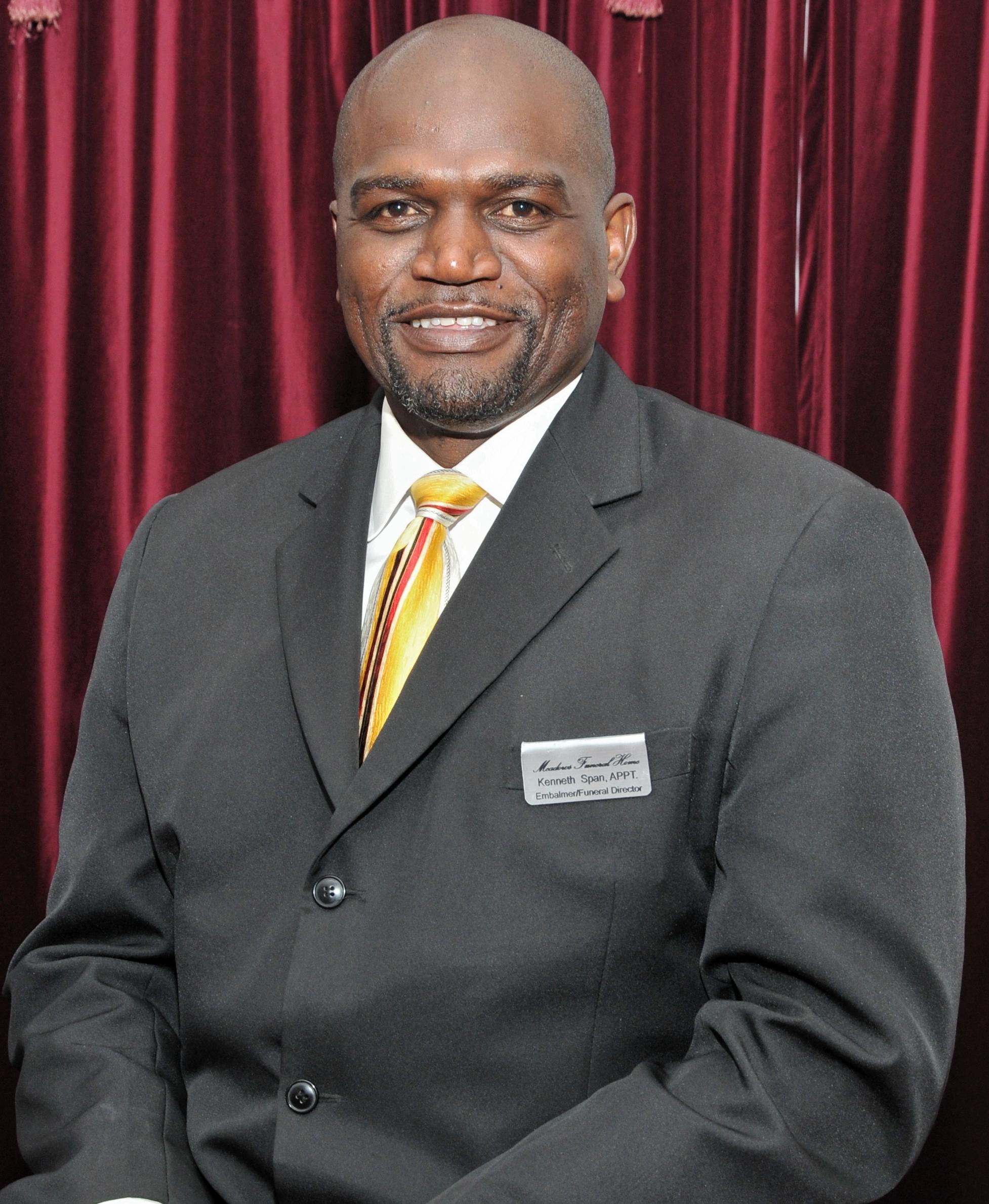 Mr. Kenneth B. Span